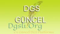 2019 DGS Konuları