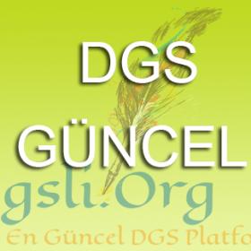 2016 DGS Puan Hesaplama Uygulaması Yayında!