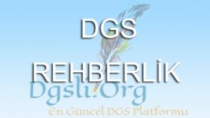 2019 DGS Çalışma Programı (Ekim-Kasım)