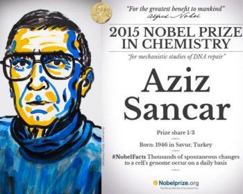 Aziz Sancar'dan Türkiye'ye