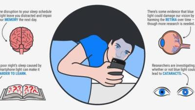 Gece Telefonla Uyumanın Zararları Neler ?
