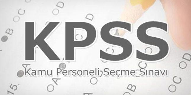 KPSS'ye Girecek Adayların Dikkatine!